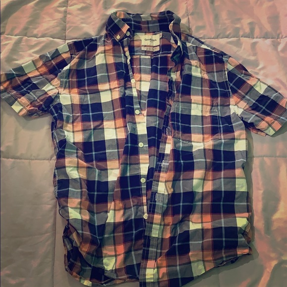 Other - Short Sleeve Button Up - Goodfellow - Medium